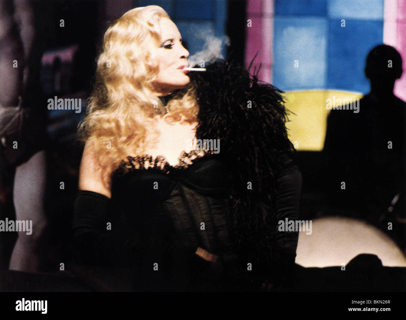 Salon Kitty Ingrid Thulin Stock Photos And Ingrid Thulin Stock Images