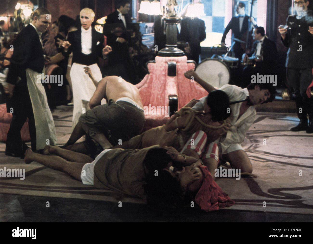 Salon Kitty Salon Kitty 1978 Stock Photo Royalty Free Image