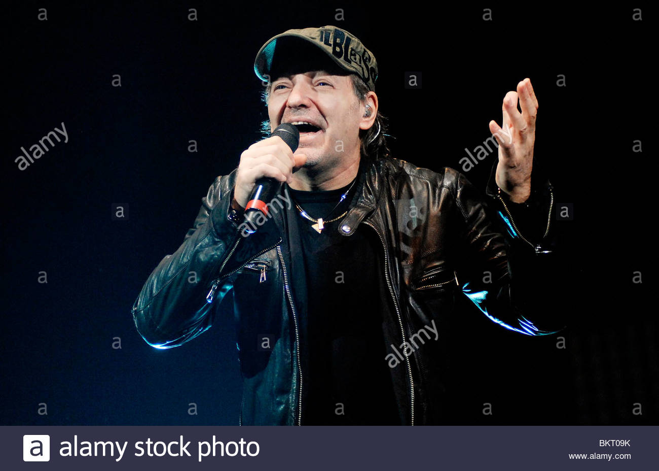 Vasco Rossi 2014 Album Vasco Rossi Stock Photos Vasco Rossi Stock Images Alamy