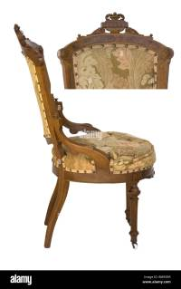 Antique Carved Chair | Antique Furniture