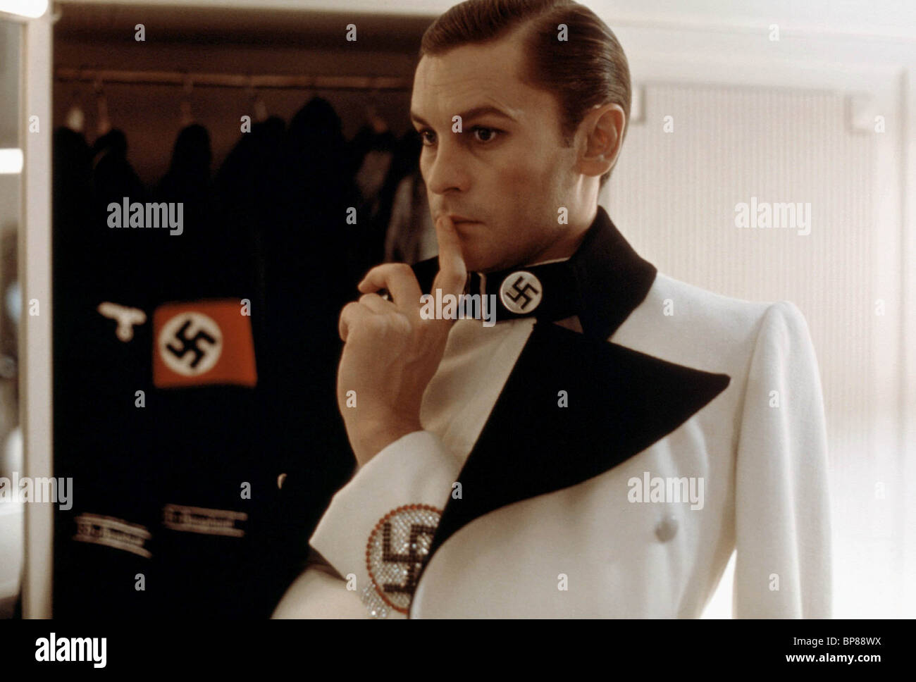 Salon Kitty Helmut Berger Stock Photos And Helmut Berger Stock Images
