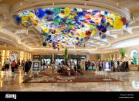 Bellagio Hotel Las Vegas Lobby Ceiling | Integralbook.com