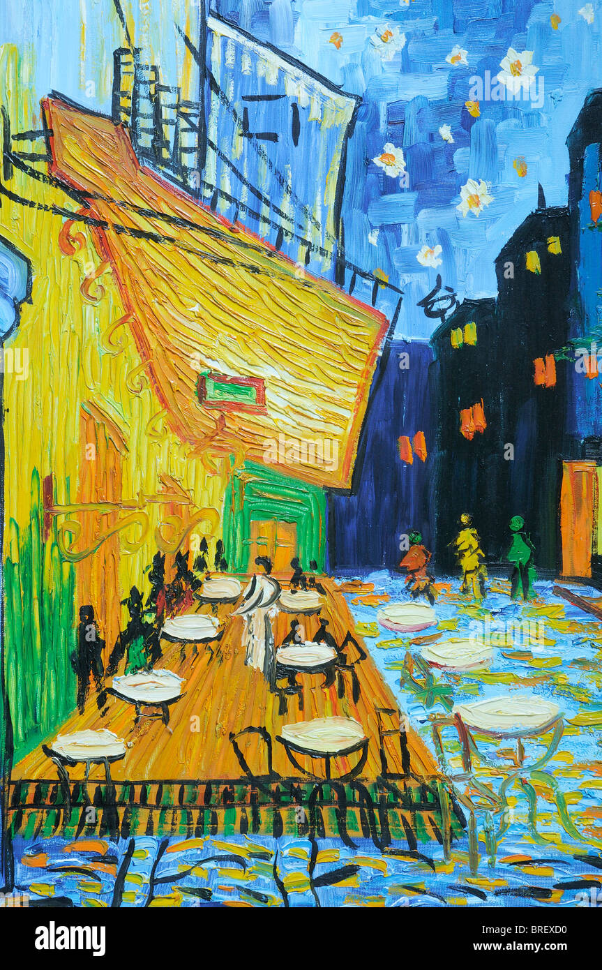 Vang Gogh Cuadros Vincent Van Gogh Painting Stock Photos Vincent Van Gogh Painting