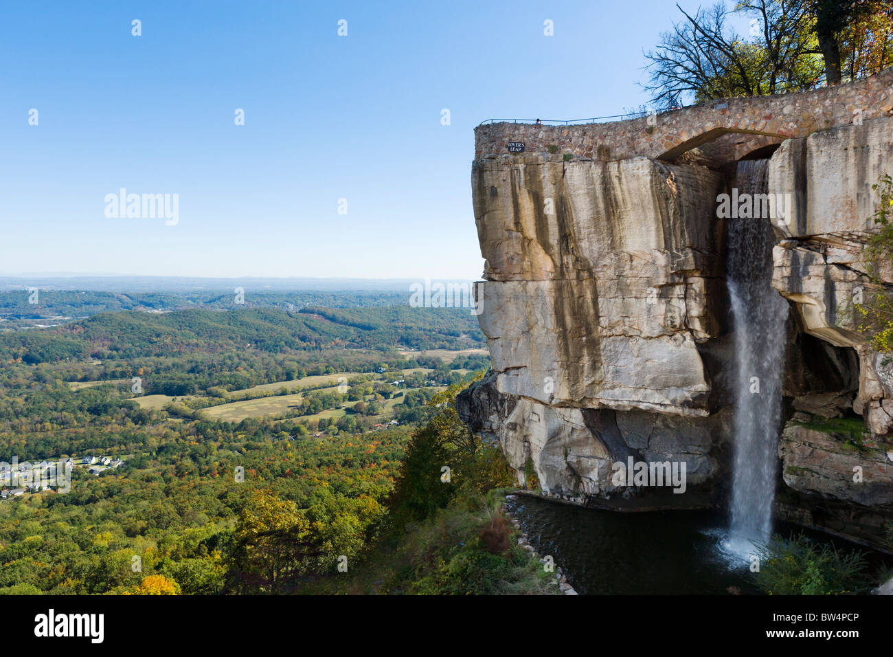 Fall Mountains In The Sun Wallpaper Lover S Leap In Rock City Gardens On Lookout Mountain