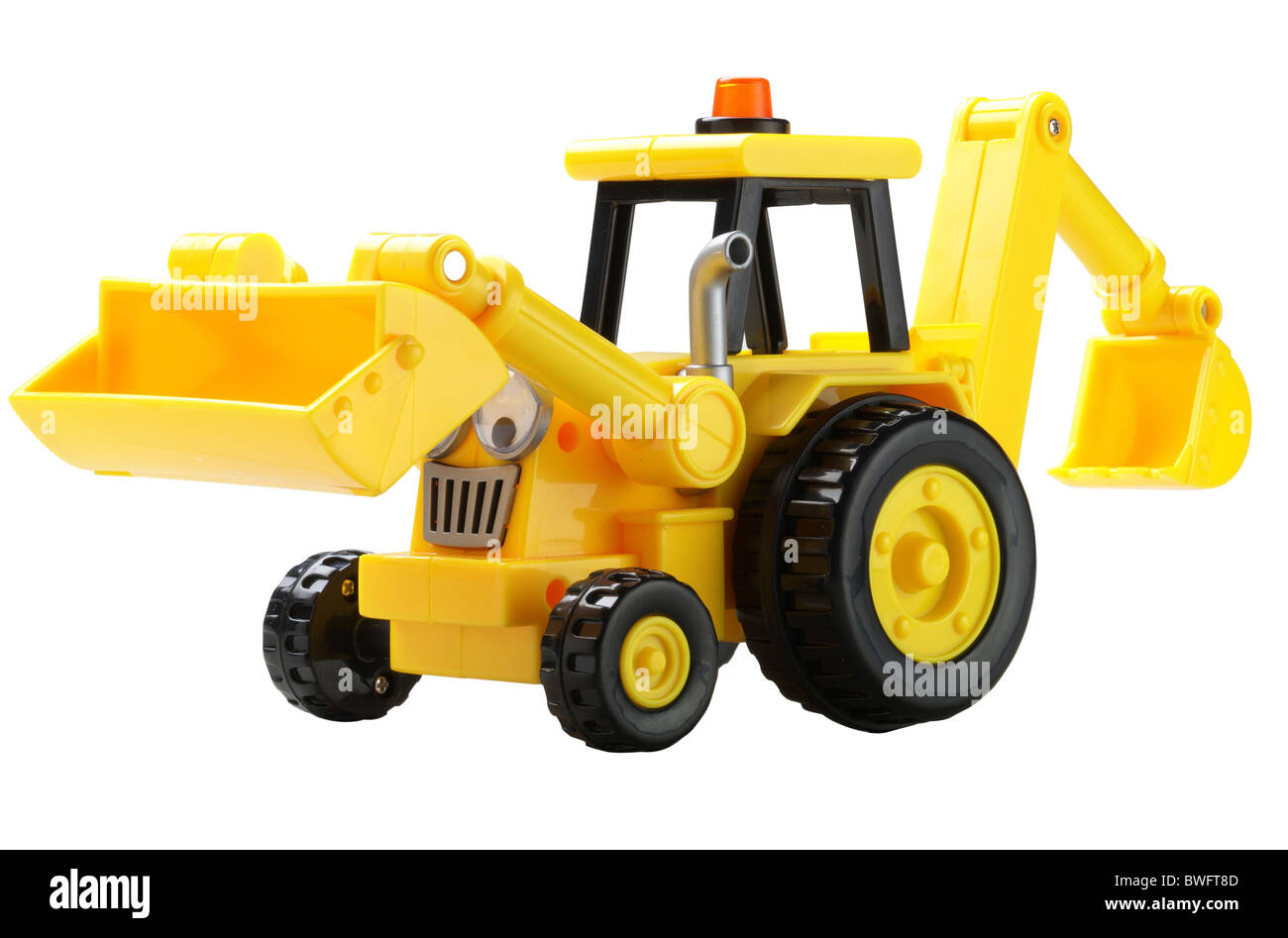 Digger Toy Toy Digger Stock Photo 32925101 Alamy