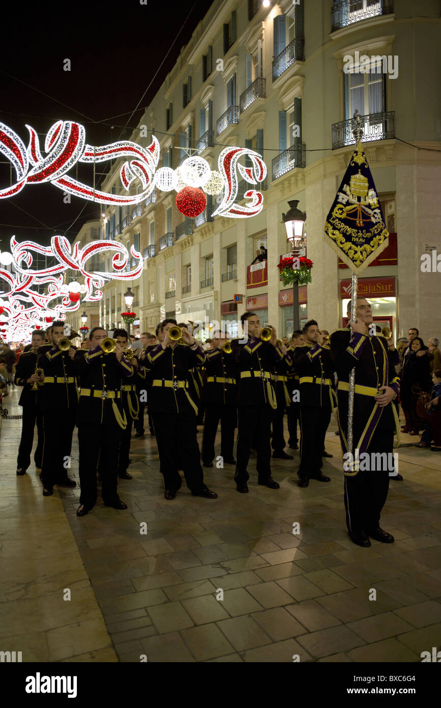 Band Marching At Night High Resolution Stock Photography And Images Alamy