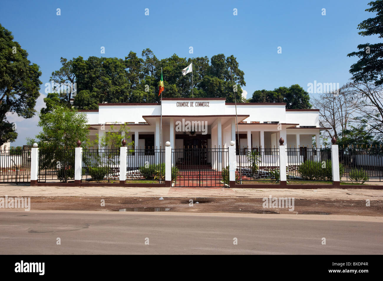 Chambre De Commerce Zimbabwe Government Office Africa Stock Photos Government Office Africa