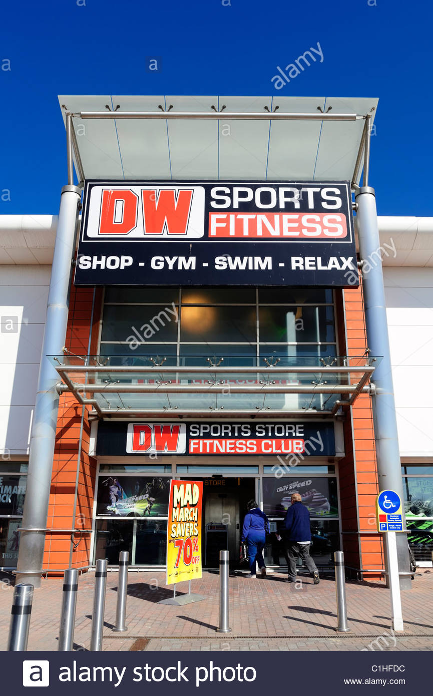 Dw Shop Dw Fitness Stock Photos Dw Fitness Stock Images Alamy