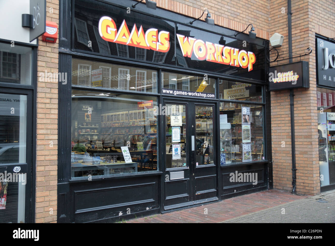 Games Workshop The Games Workshop Store In Kingston Upon Thames London