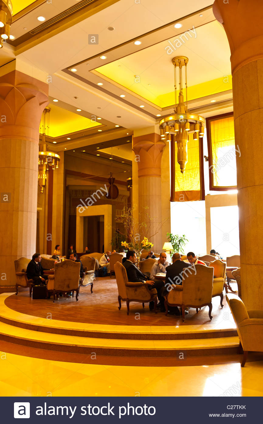 Sessel Happy Cairo The Intercontinental Hotel Bar Stock Photos The Intercontinental