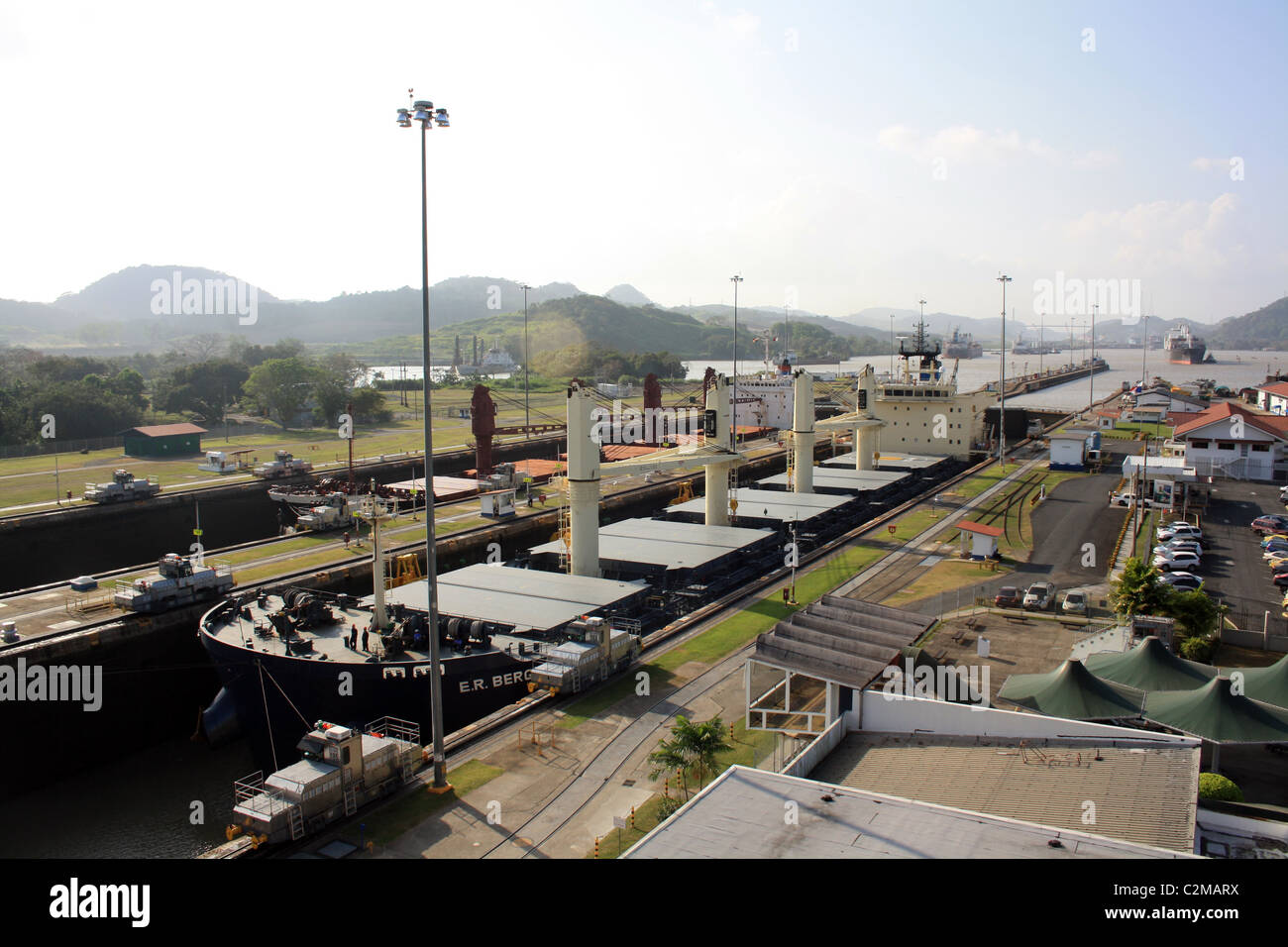 Tivoli Hotel Canal Zone Panama Canal Zone Stock Photos And Panama Canal Zone Stock