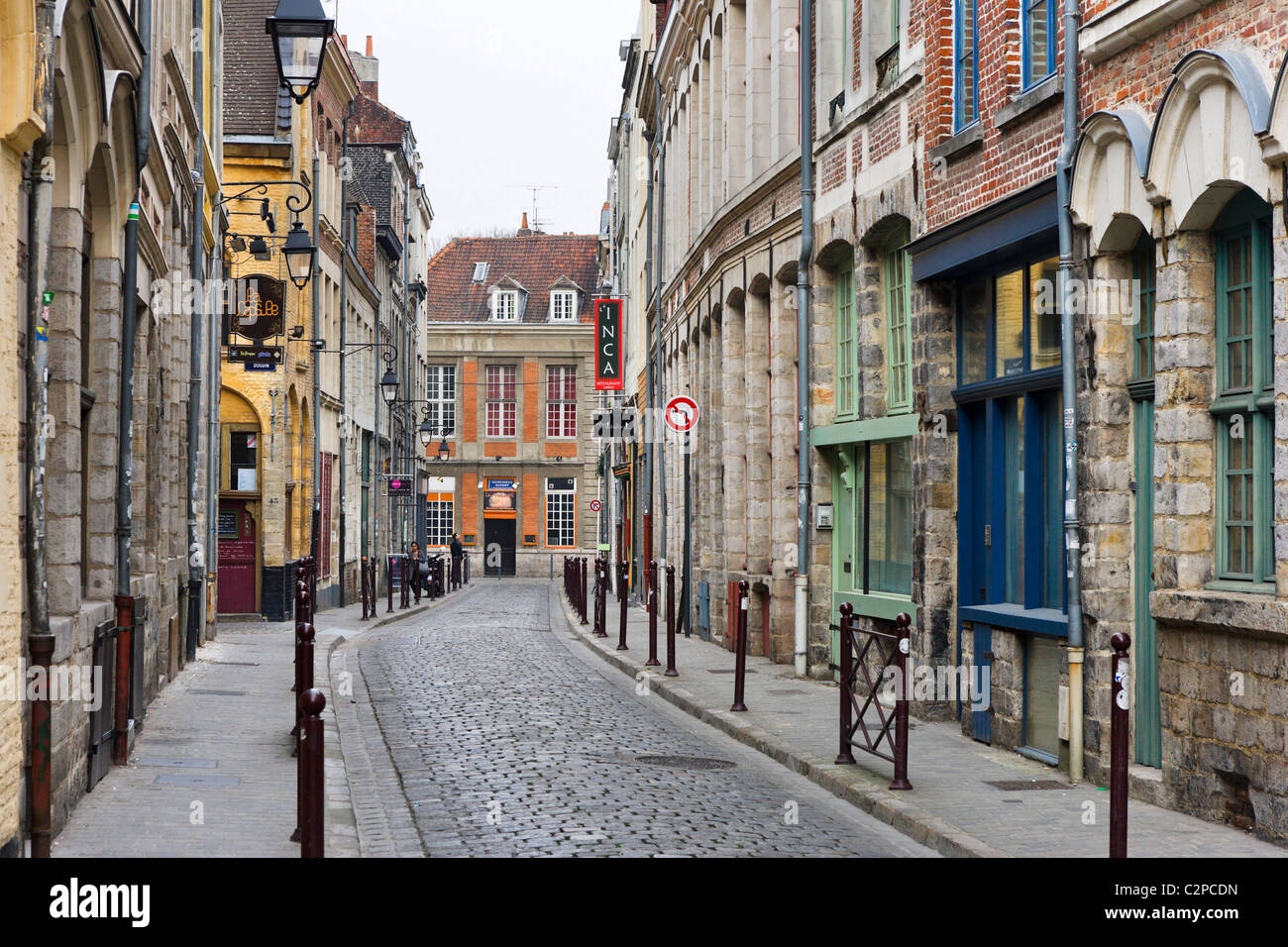 Chambre D Hote Vieux Lille Lille France Old Town Stock Photos Lille France Old Town Stock