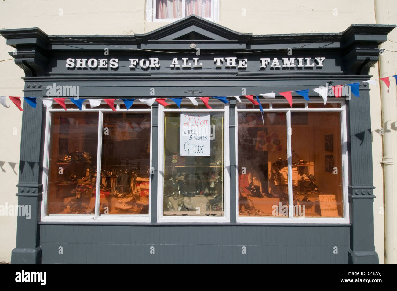 Yellow Shop Old Fashioned Shoe Shop Shops Retail Retailer Yellow Anti
