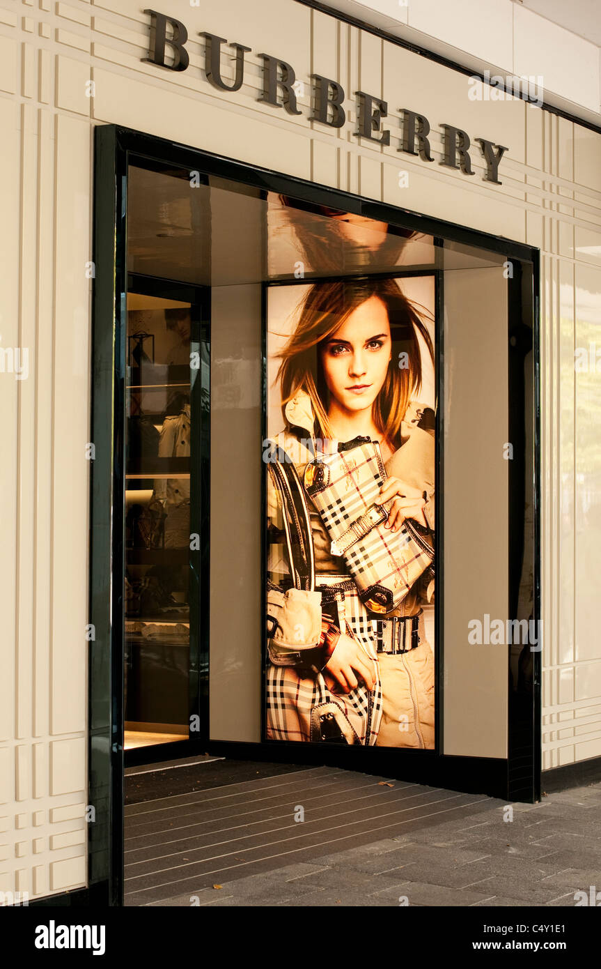 Poster Shop Perth Actress Emma Watson On A Poster As The