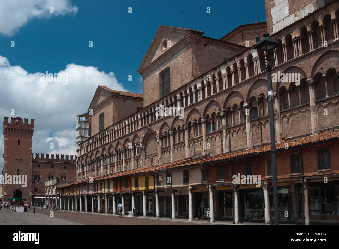 Hartmann Trento Colonnades E Stock Photos Colonnades E Stock Images Alamy