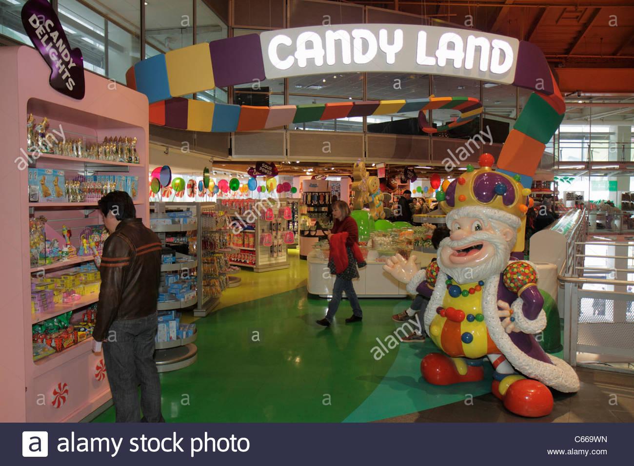 Manhattan New York City Nyc Ny Midtown Times Square Toys R