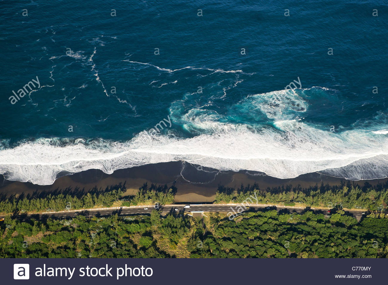 Reunion Island Reunion Island Beach Stock Photos Reunion Island Beach Stock