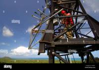 Scientists working on instrument platform of the JCU ...