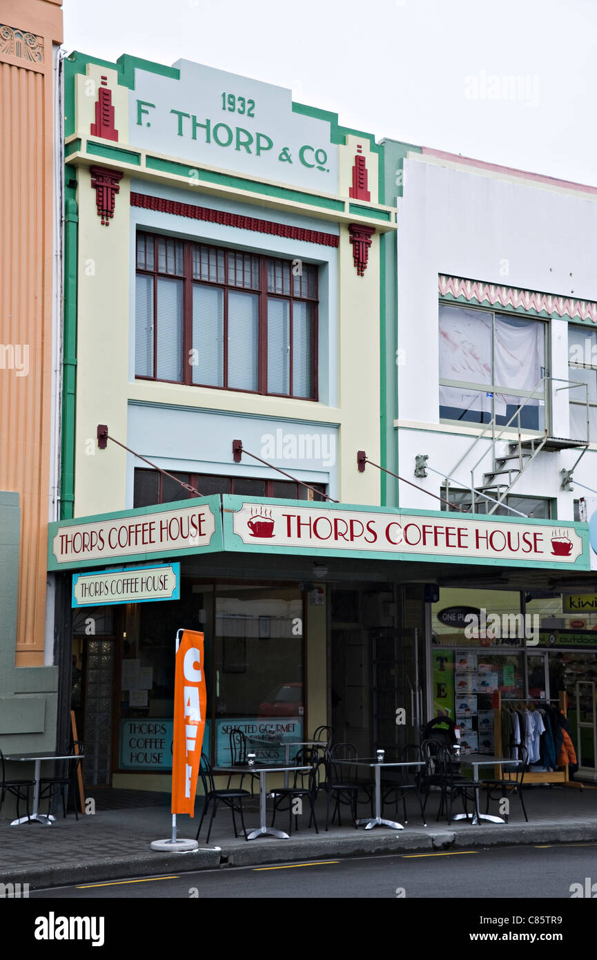 Garage Art Nz Beautiful Art Deco Architecture Of Shops Restaurant And Garage