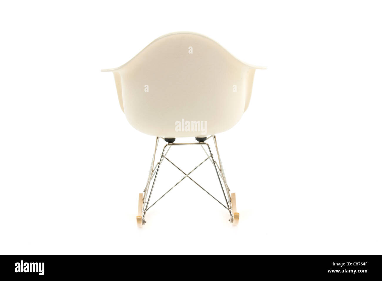 Rocking Chair Kogan Eames Furniture Stock Photos And Eames Furniture Stock