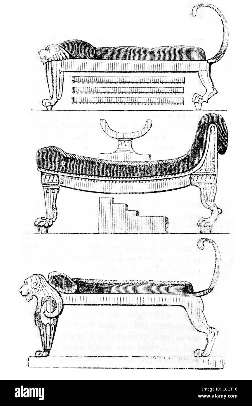 Ancient egyptian furniture - Download Stock Photo Ancient Egyptian