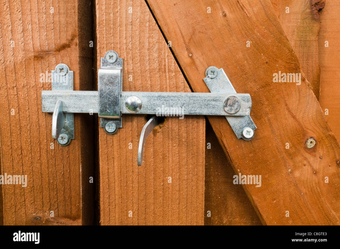 Gate Hardware Wood Fence And Gate Hardware Stock Photos Wood Fence And Gate