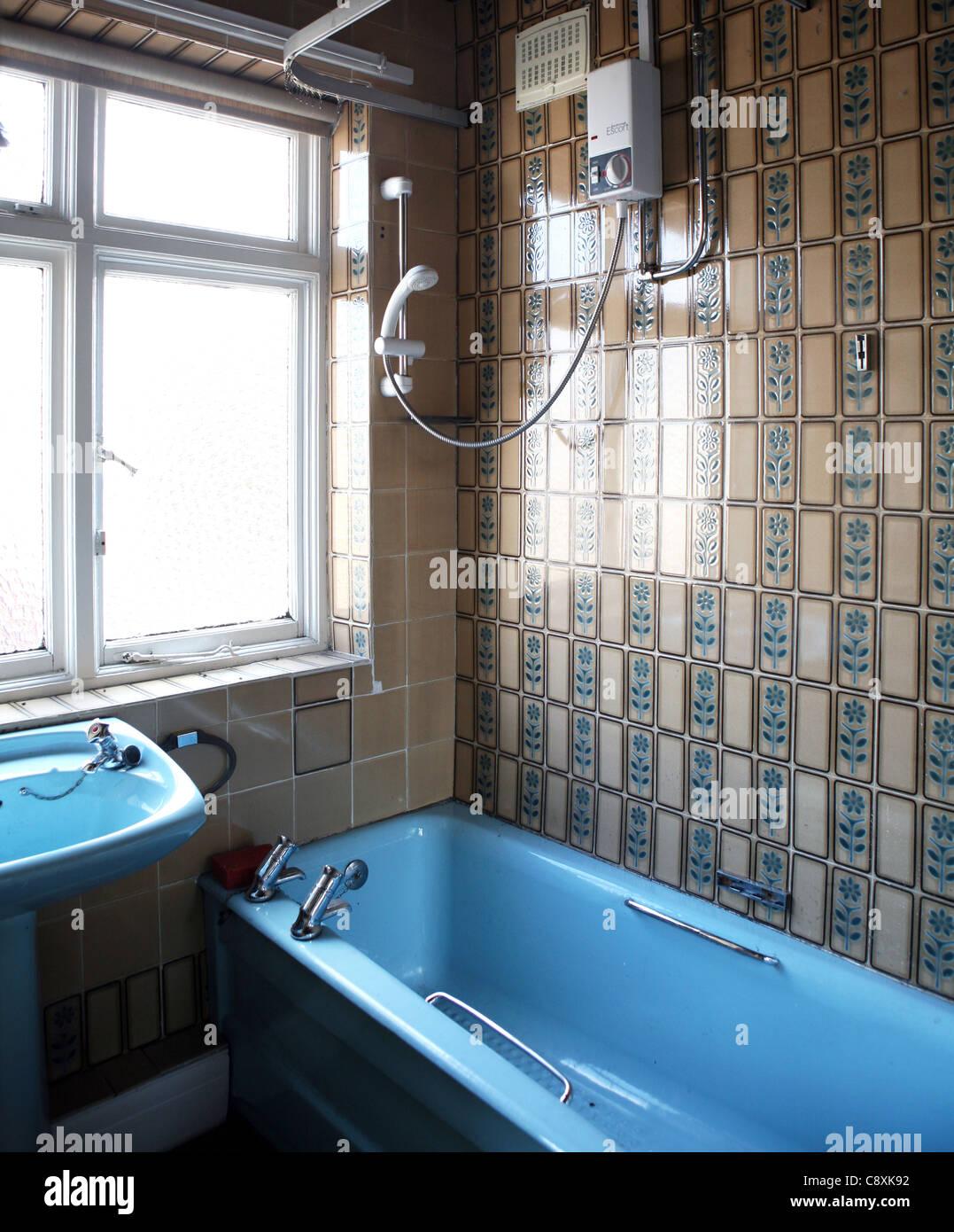 1970 s coloured bathroom suite uk