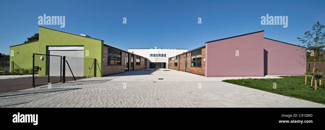 Buckinghamshire School Stock Photos  Buckinghamshire School Stock - new blueprint centre aylesbury
