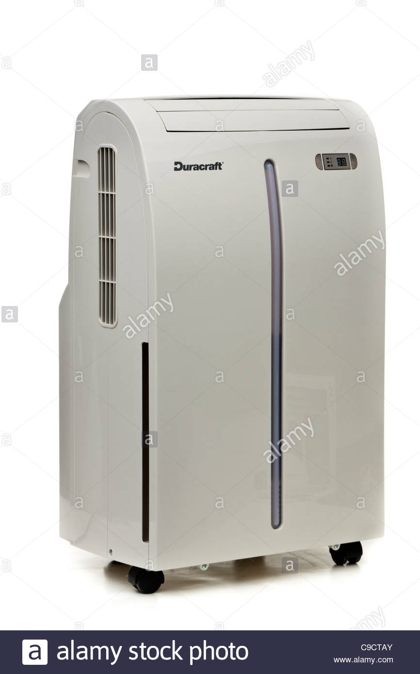 Klimaanlage Mobil Ok Duracraft Amd-8500e Portable Office Air Conditioner Stock