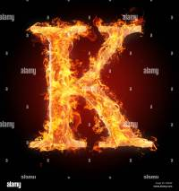 Letter K Fire | www.pixshark.com - Images Galleries With A ...