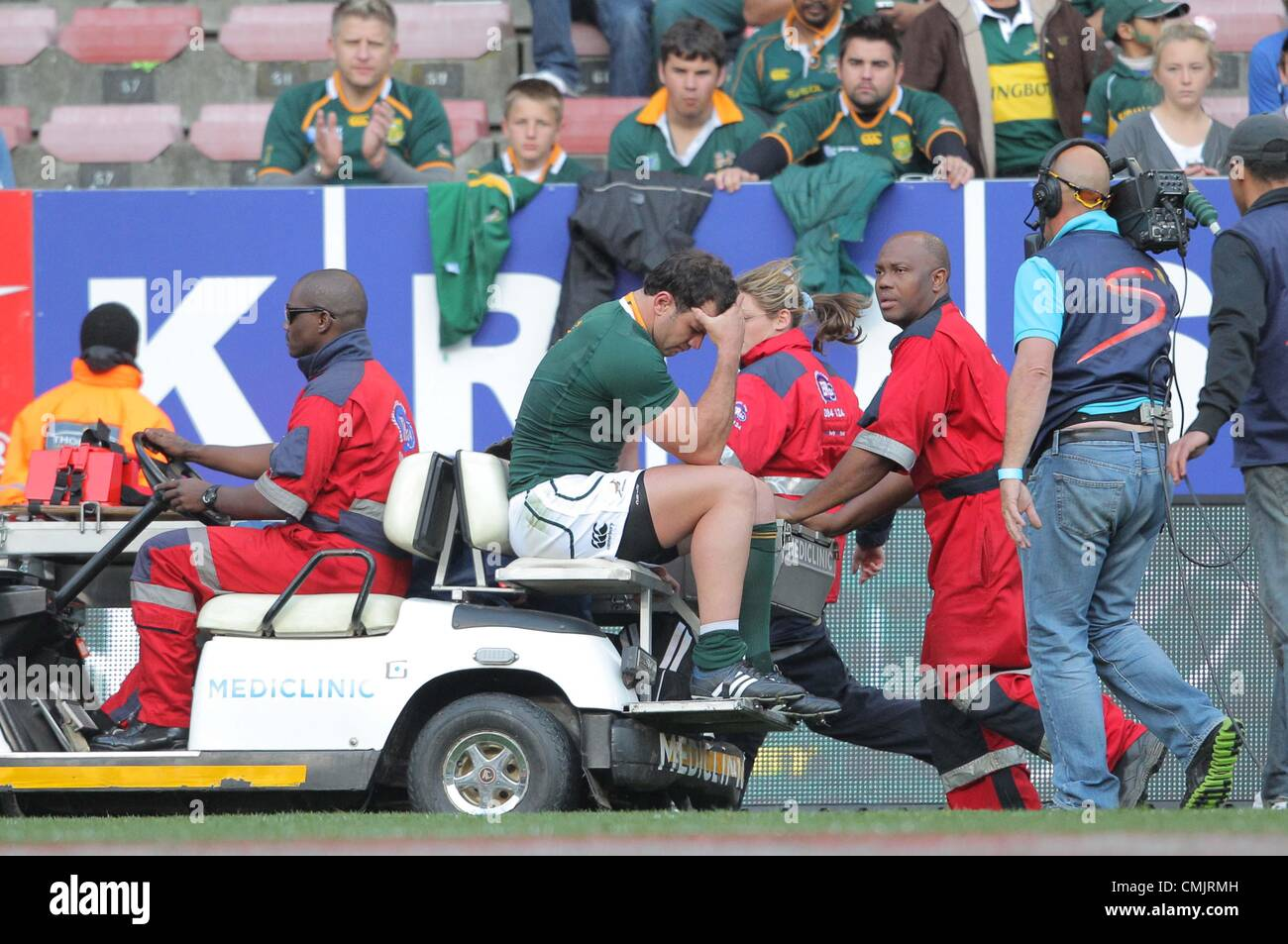 Springbock Hocker Cape Town South Africa August 18 Springbok Hooker Bismarck Du