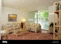 1990s LIVING ROOM PASTEL FURNITURE PINK WALL TO WALL ...