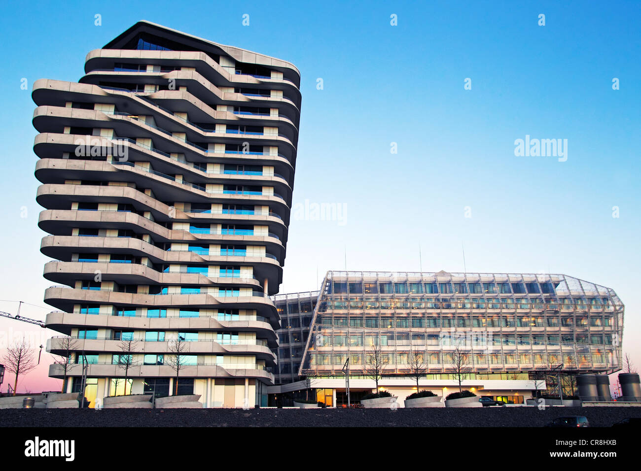Hamburg Architektur Modern Architecture In The Hafencity In Hamburg High Resolution Stock Photography And Images - Alamy