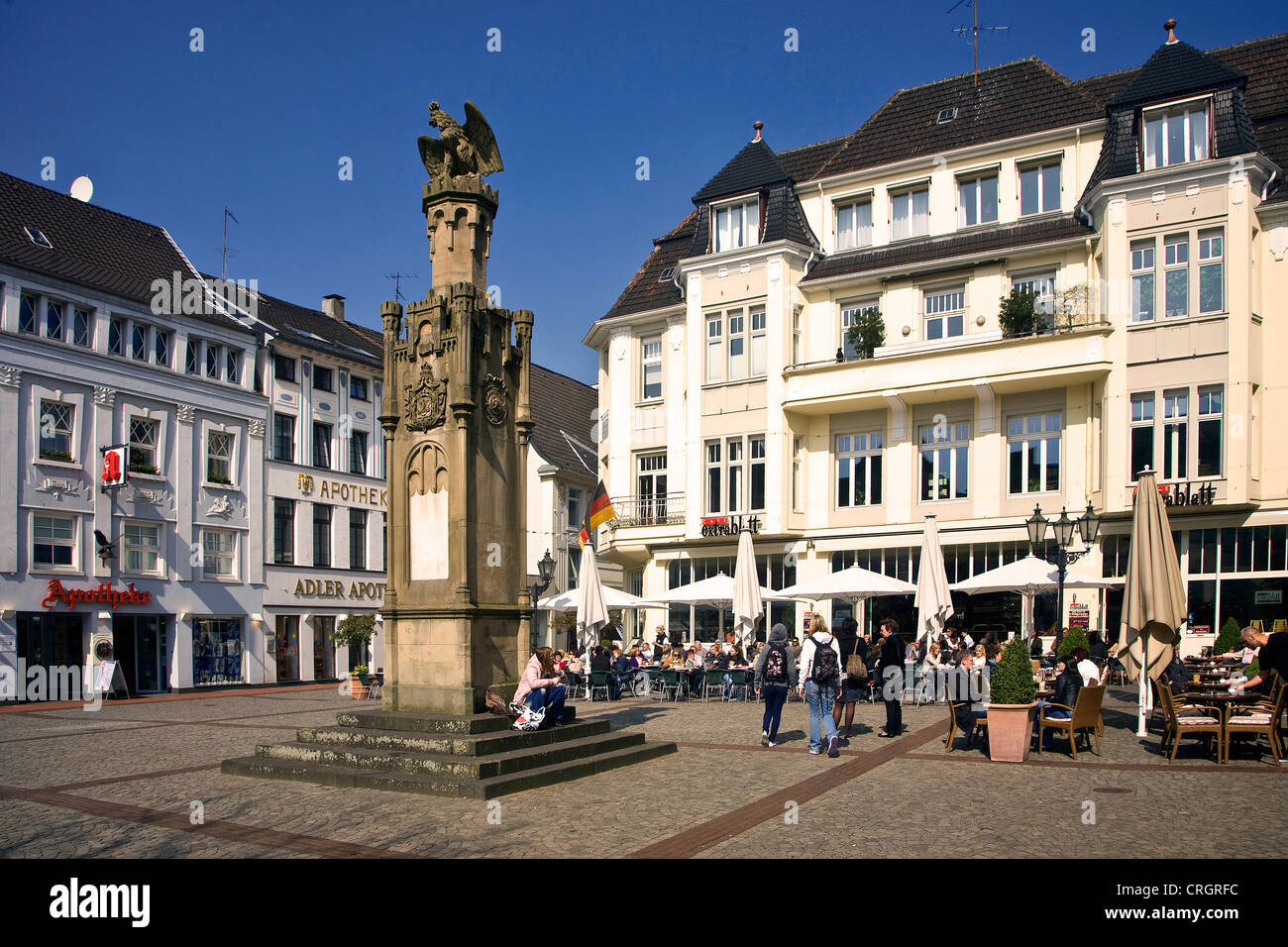 Extrablatt In Moers Frühstücksblog Moers Stock Photos Moers Stock Images Alamy