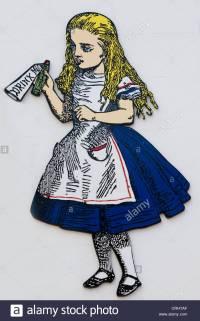Alice In Wonderland Stock Photos & Alice In Wonderland ...