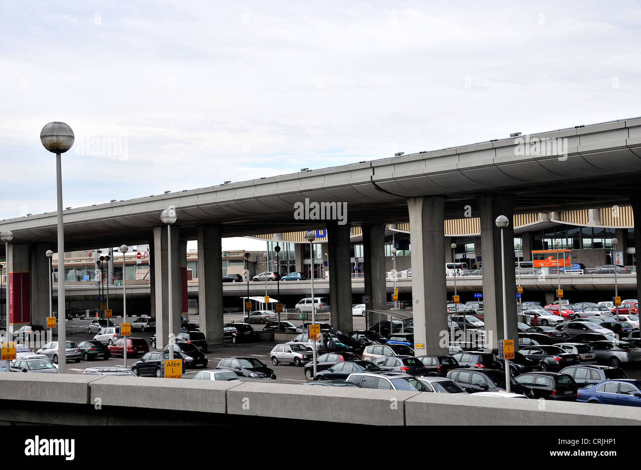 Parking Roissy Cdg Cars Parking Roissy Charles De Gaulle Airport Terminal 2