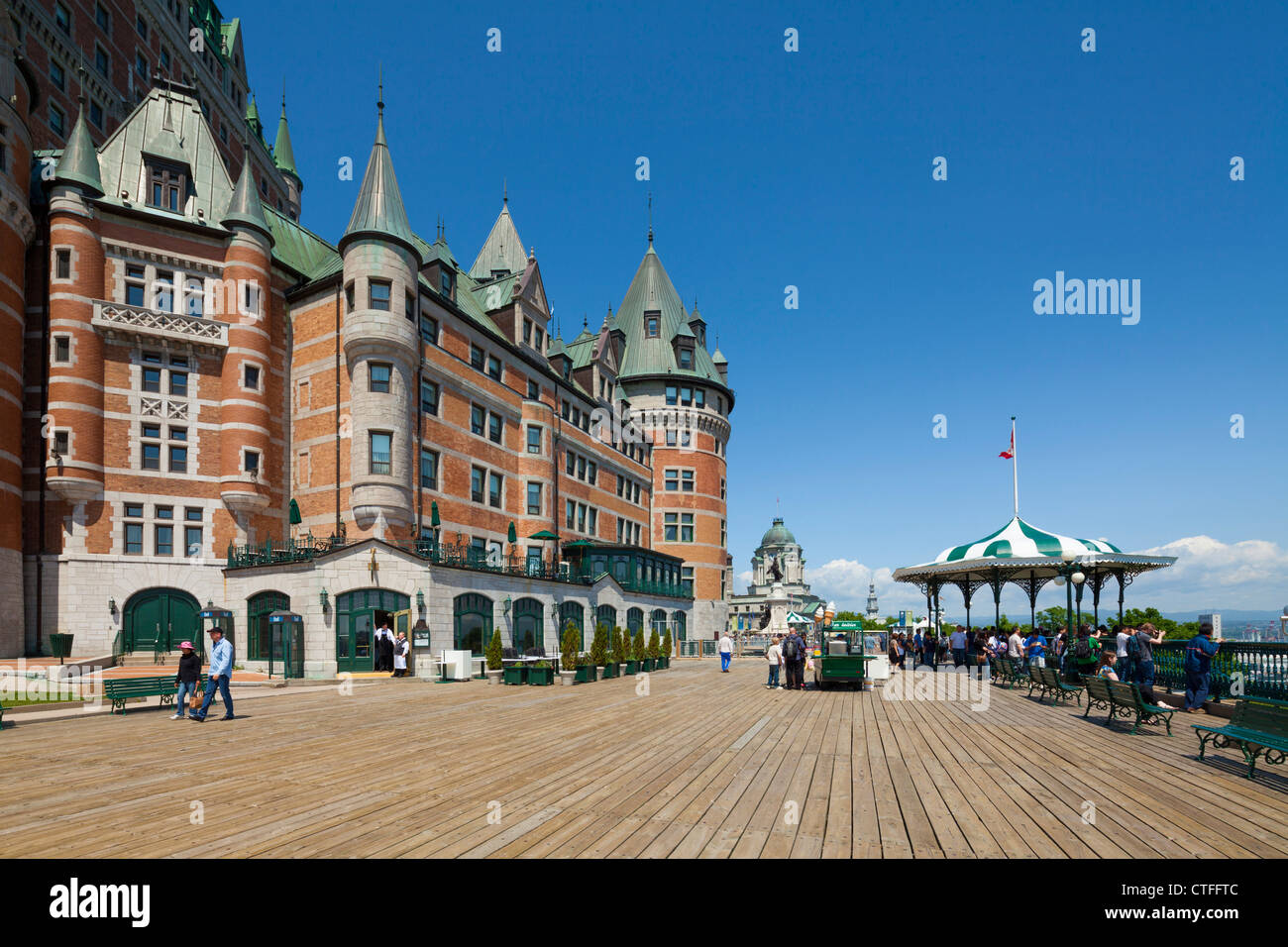 Terrasse Dufferin Dufferin Stock Photos And Dufferin Stock Images Alamy