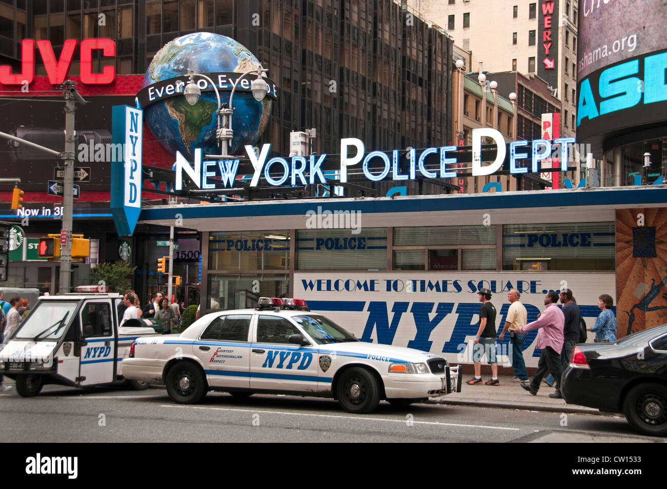 Car Dashboard Wallpaper New York Police Department Times Square New York City