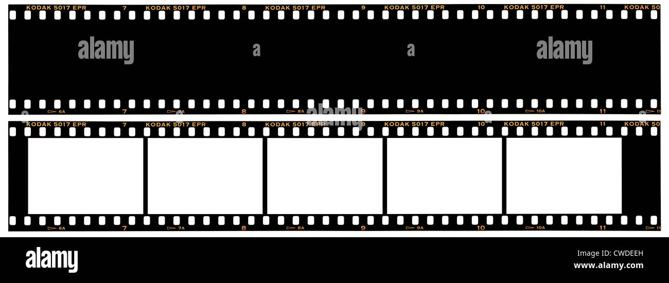Film Strip And Numbers Stock Photos  Film Strip And Numbers Stock