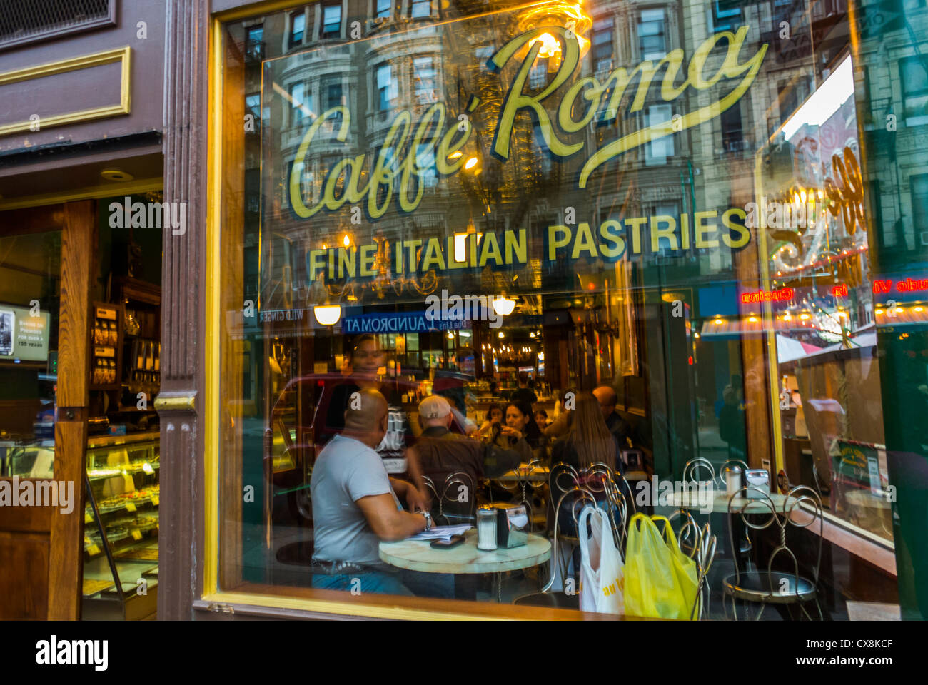 Bistro Italian Restaurant New York Ny Usa Little Italy Italian Food Bakery Bistro