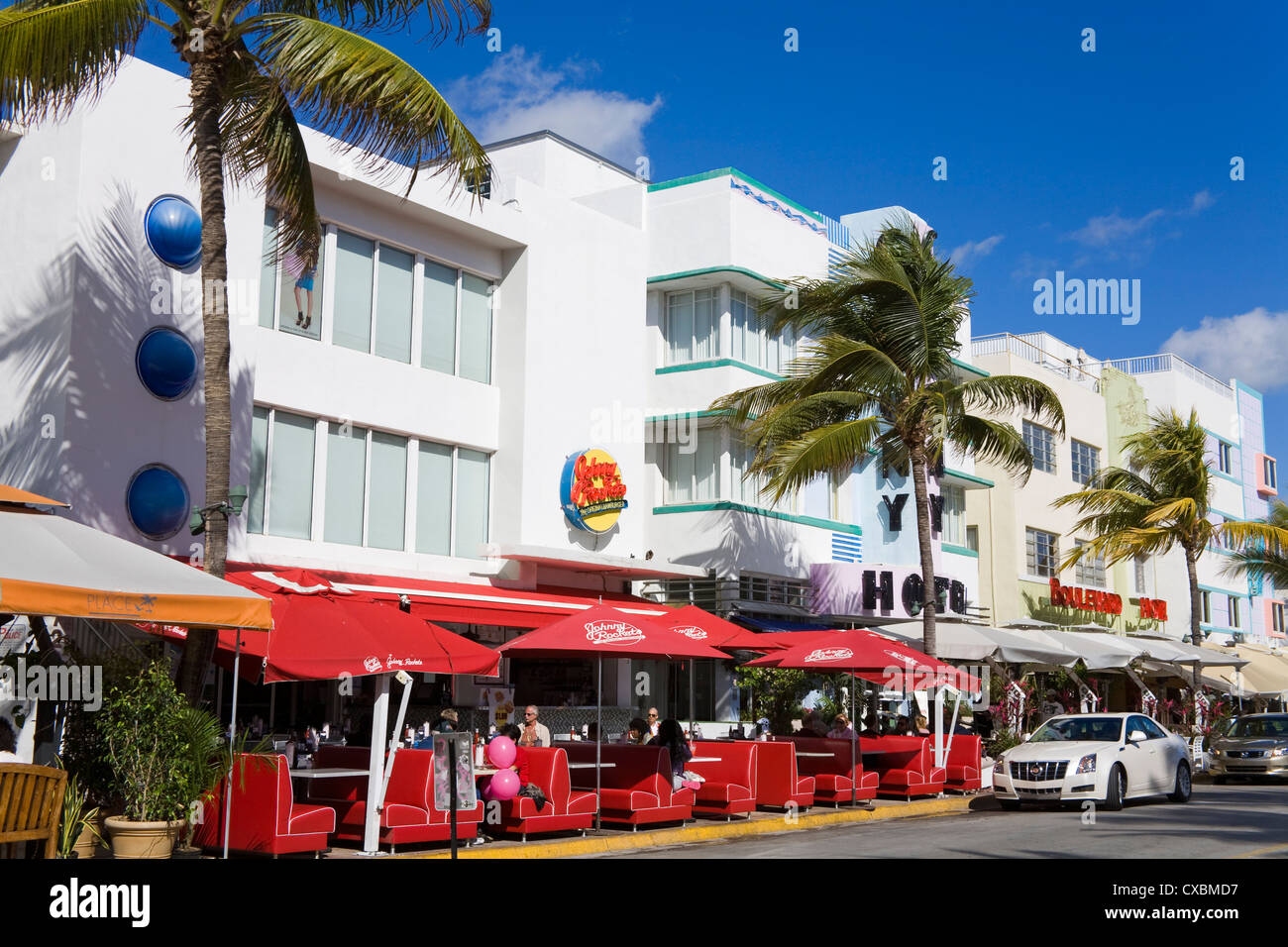 Johnny's Farmhouse Restaurant Johnny Rockets Restaurant In South Beach City Of Miami