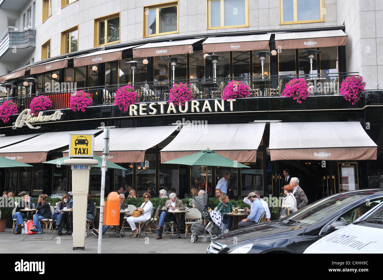 Französische Restaurants Berlin Prenzlauer Berg Restaurant Berlin Germany Stock Photos Restaurant Berlin Germany