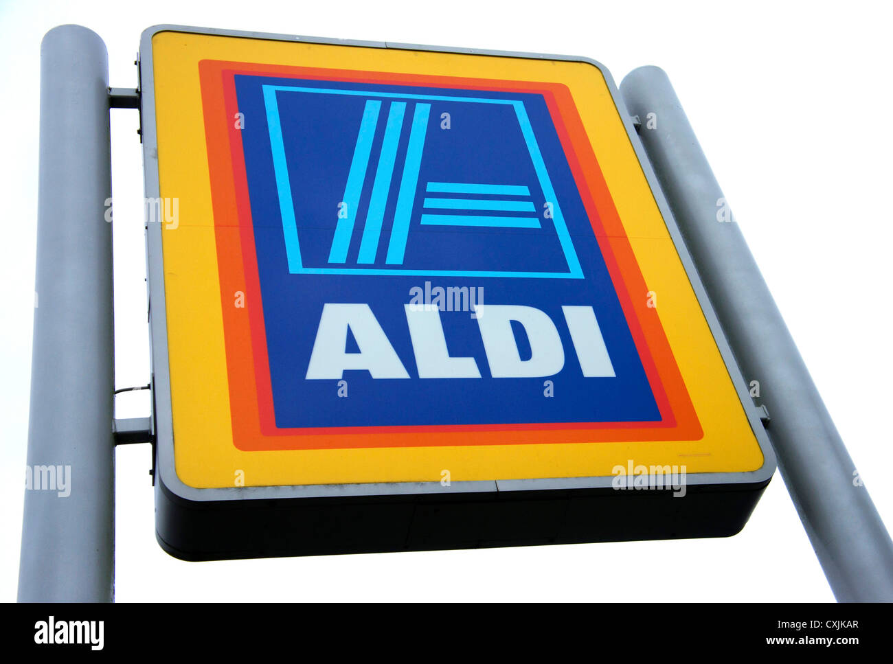 Aldi Reclame Logo Aldi Stock Photos And Logo Aldi Stock Images Alamy