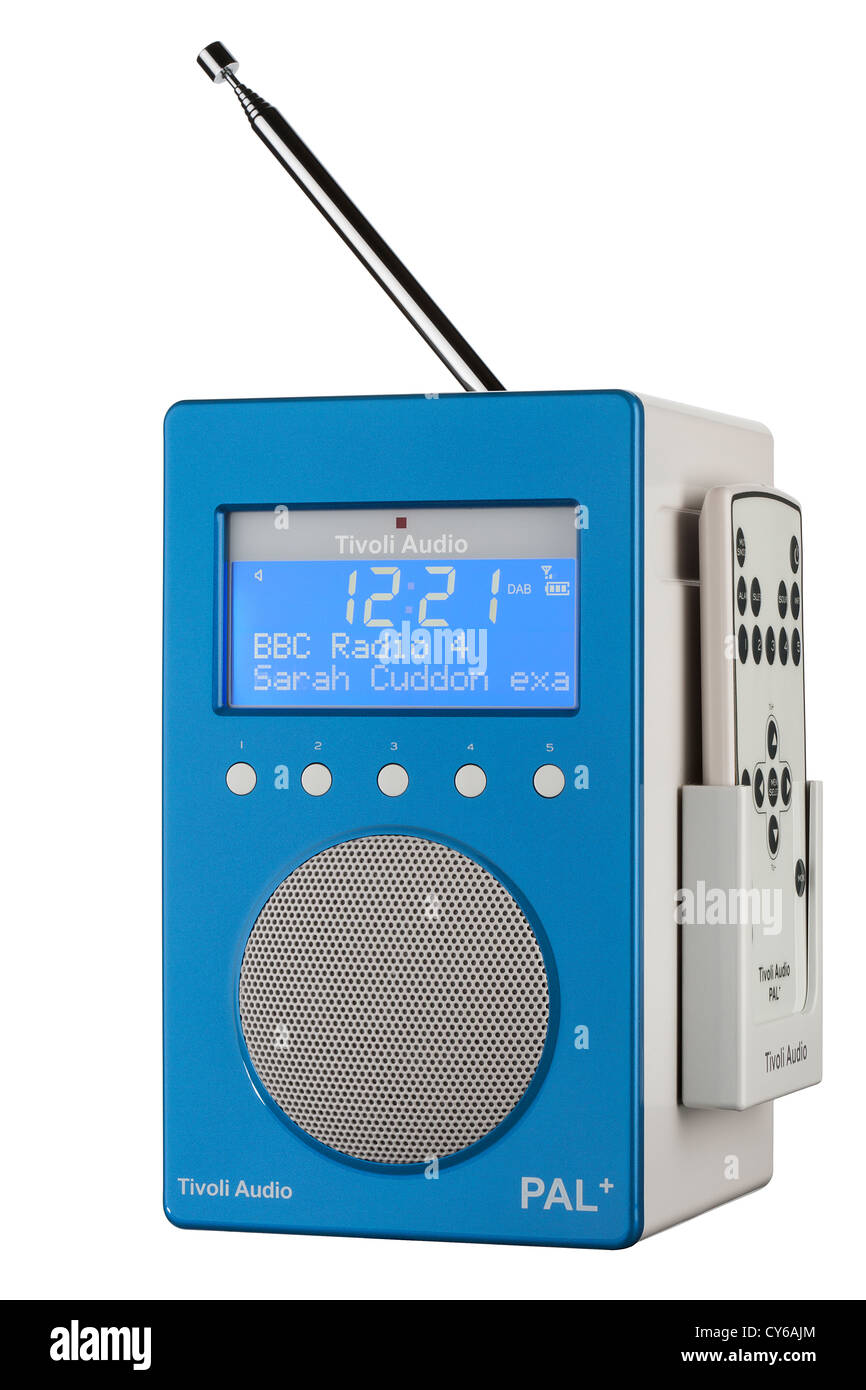 Tivoli Radio Pal Tivoli Audio Dab Radio Stock Photo 51156524 Alamy