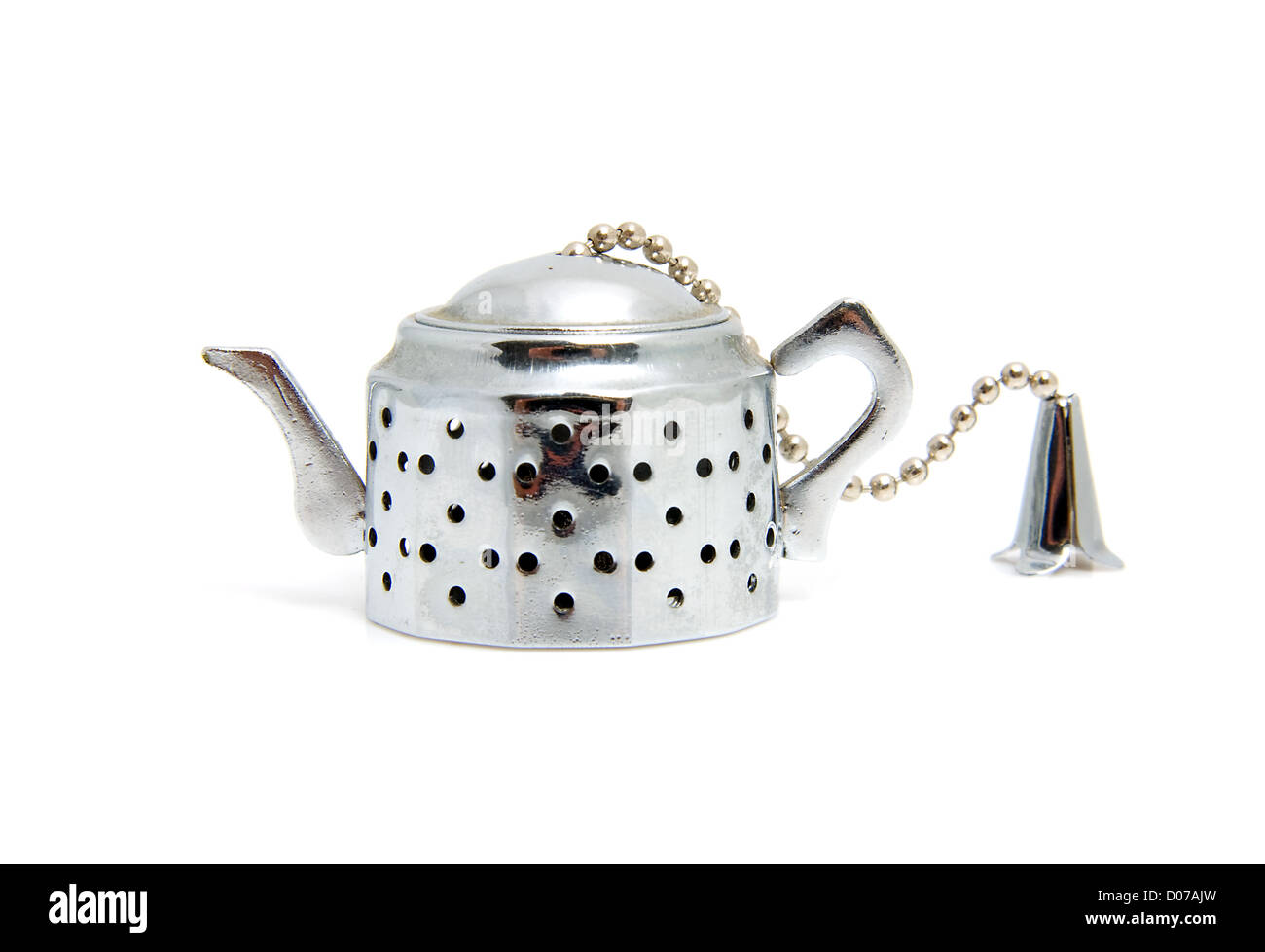 Making Tea In A Teapot Silver Teapot Stock Photos And Silver Teapot Stock Images