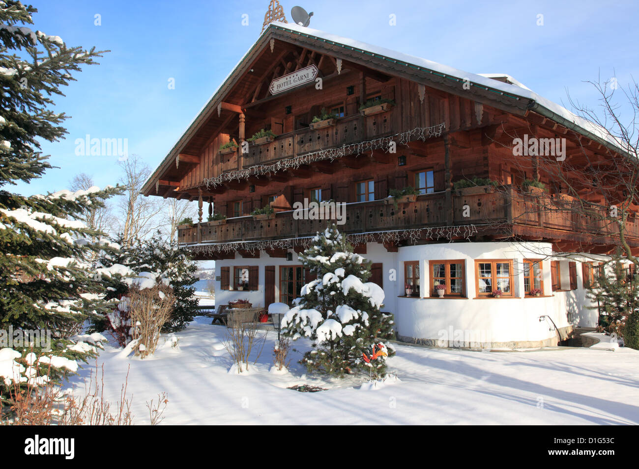 Haus Tegernsee Guest House