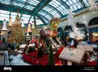 Las Vegas Bellagio Christmas Stock Photos & Las Vegas ...