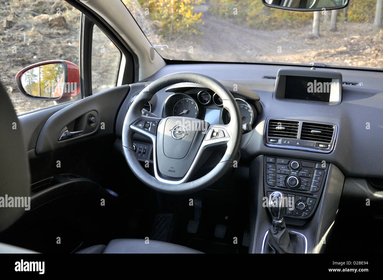 Opel Corsa C Interieur Opel Interior Stock Photos Opel Interior Stock Images Alamy