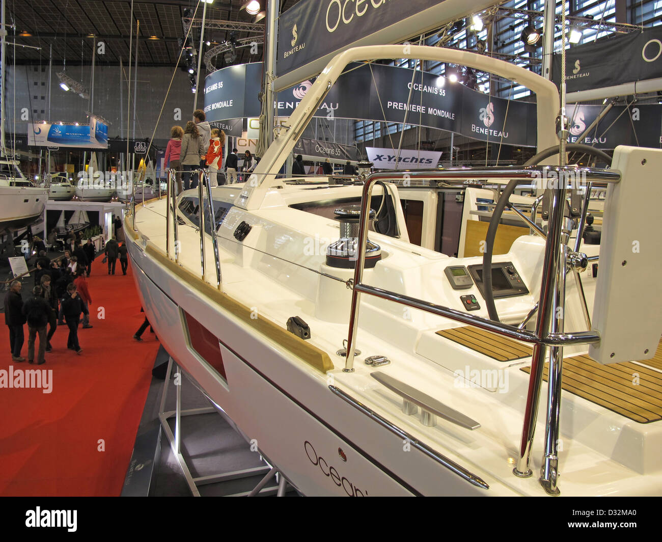 Salon Nautique International De Paris Salon Nautique International De Paris International Boat Show