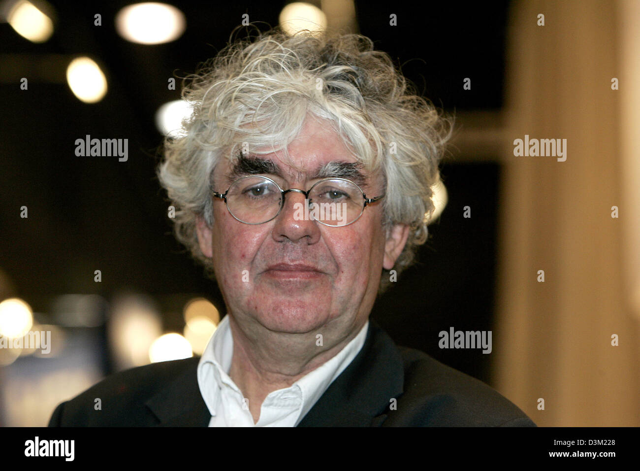 Mak Frankfurt Dpa) - Dutch Author And Publisher Geert Mak Pictured At The Stock Photo - Alamy